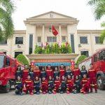 Đại học Phòng cháy chữa cháy (PCCC) 56 nằm hình thành và phát triển