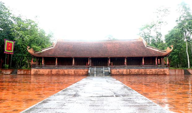 Khu Di tích lịch sử Lam Kinh đón nhận bằng Di tích Quốc gia đặc biệt