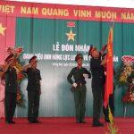Lữ đoàn Tăng thiết giáp 22, Quân đoàn 4: Đón nhận danh hiệu Anh hùng Lực lượng vũ trang nhân dân