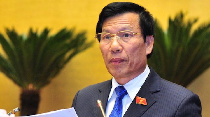 Đồng chí Nguyễn Ngọc Thiện